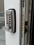 СКД монтаж установка системы контроля доступом Кодовый замок электронный, фото 6