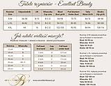 Excellent beauty nightdress u-830 розовый пеньюар, фото 4