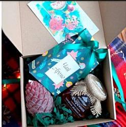 Подарочный набор Новогодние шишки