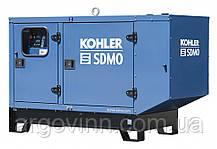 Трифазний дизельний генератор KOHLER-SDMO J22