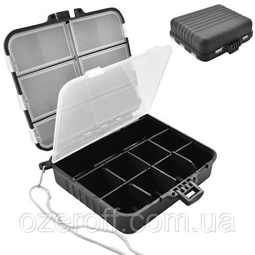 Коробка для снастей STENSON 10 х 9 х 4 см (SF24118)