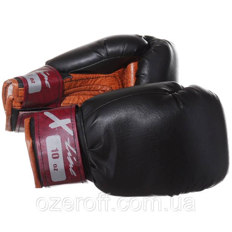 "Перчатки боксерские ""ТМ JAB"" 10 унций"