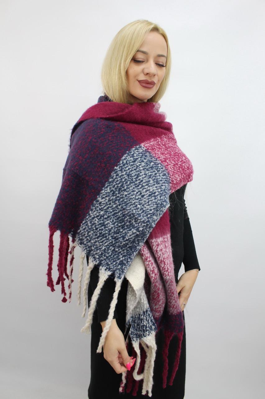 Теплый шарф Дреды 131002
