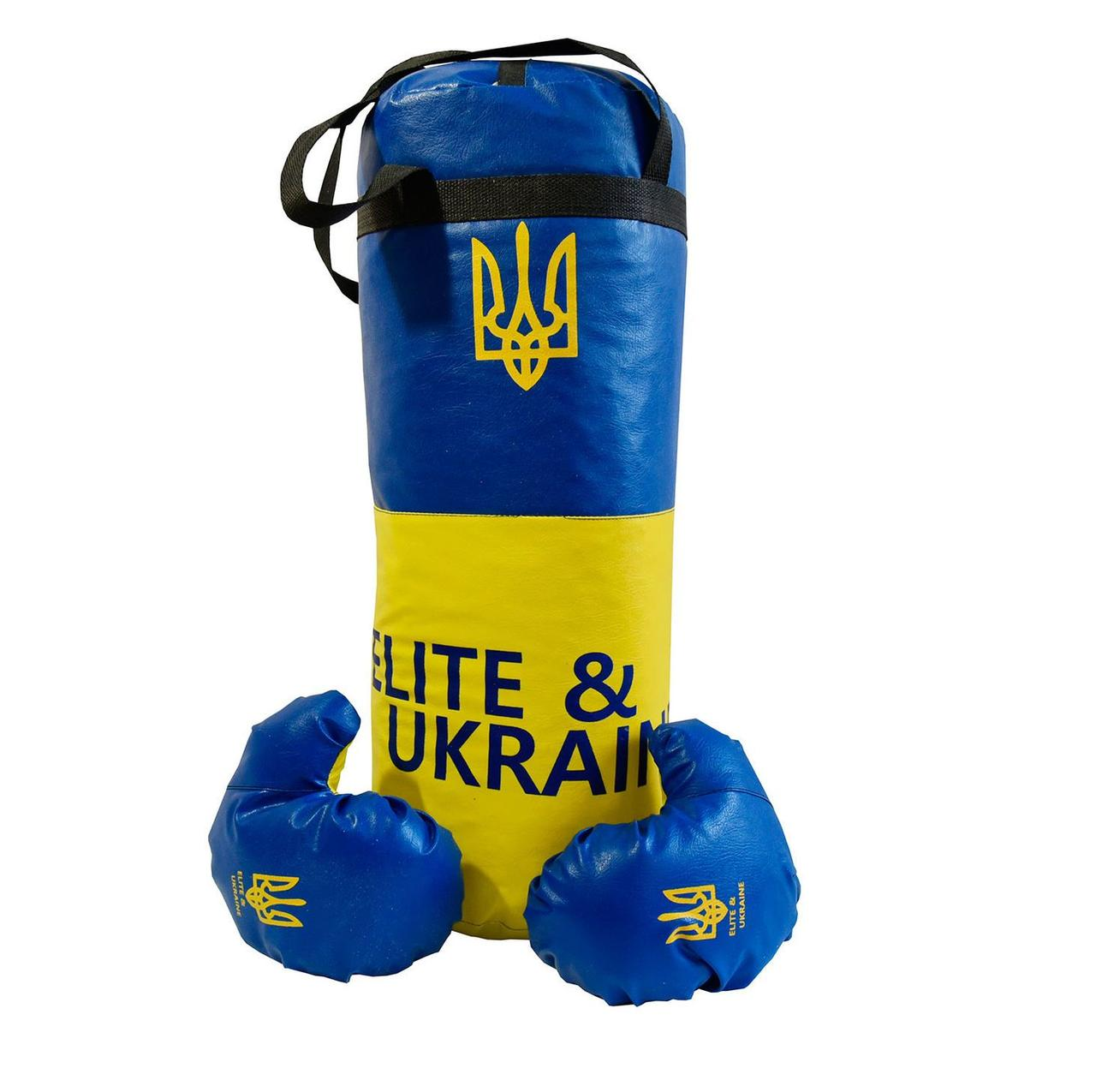 "Боксерский набор ""Ukraine символика"" d=21 см (2052)"