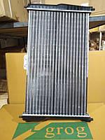 Радиатор охлаждения с кондиционером Ланос grog Корея