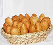 Пирожки с горохом  по 5 кг. в ящике