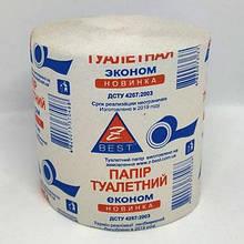Туалетная бумага Z-ВЕST без гильзы серая 16шт