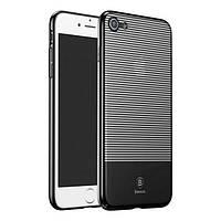Накладка для iPhone 7 Plus/iPhone 8 Plus Baseus Luminary Ultrathin пластик Чорний