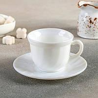 Чайный сервиз 12 предметов белый HLS 190 мл (7402), фото 1