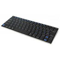 Клавіатура безпровідна Gembird KB-P6-BT-UA Black