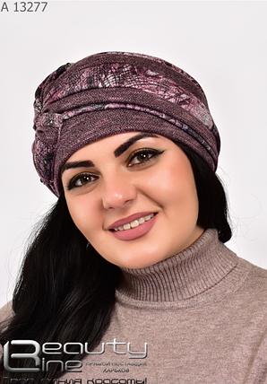 Жіноча шапка, фото 2