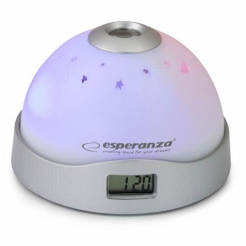 Часы проекционные Esperanza EHC001 Cassiopeia