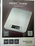 Электронные кухонные весы PROFICOOK PC-KW 1061, фото 3