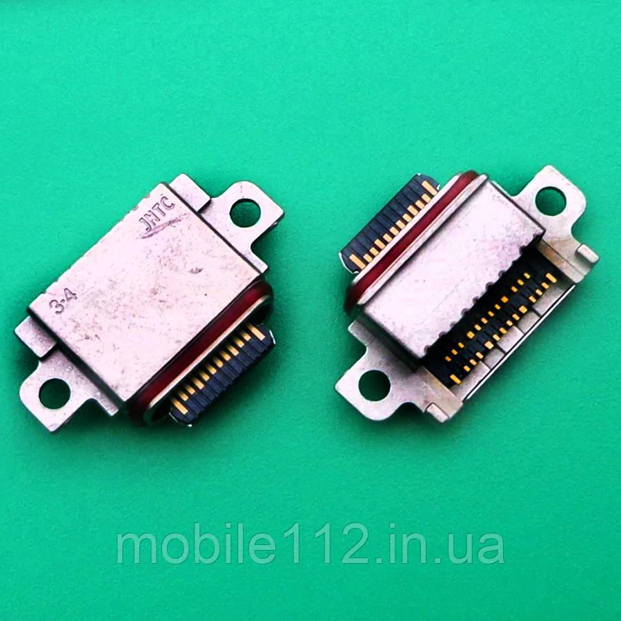 Разъем зарядки Samsung G970 Galaxy S10e/G973 Galaxy S10/G975 Galaxy S10 Plus/G770F, USB тип- C, оригинал Китай