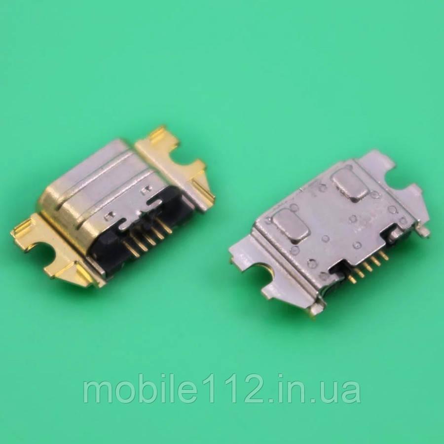 Разъем зарядки Asus Zenfone ZC500TG Go ZB551KL ZB500KL ZB450KL ZB552KL ZB690KG