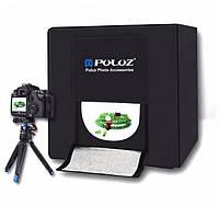 Лайткуб (photobox)з Led-освітленням Puluz 40х40х40см (PU5040EU)