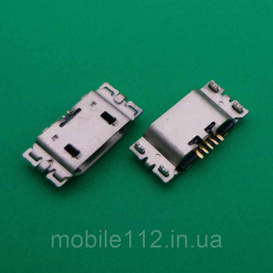 Разъем зарядки Asus ZenFone Go ZB452CG ZB551KL X014D micro-USB 5 pin