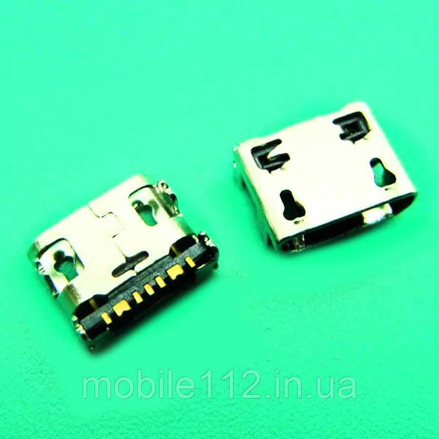 Разъем зарядки Samsung S5282 S6810 S7262 S7390 S7710 C3592 E1202 E1272 E2202 J110 J120, G130 G310 G313 G318