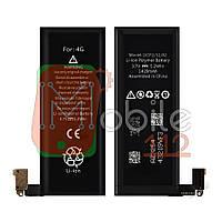 Аккумулятор (АКБ батарея) Apple iPhone 4 1420 mAh A1332 оригинал Китай