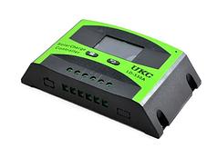 Контроллер для солнечной панели UKC Solar controler LD-530A 30A RG 2817 Green