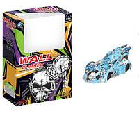 Антигравитационная радиоуправляемая машинка Графити Wall Climber ездит по стенам и потолку