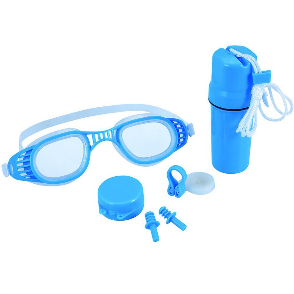 Очки для плавания Bestway 26002 Синий