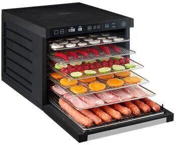 Сушилка для грибов, фруктов и трав Concept SO3000 PROFI 1000 В