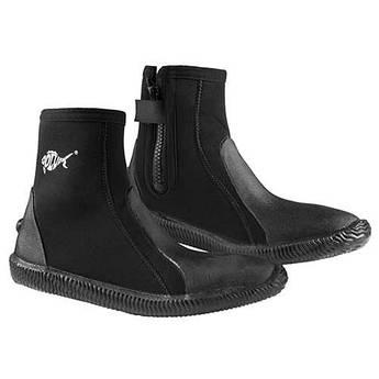"Боты Dolvor для дайвинга, черный, ""9"" р.42-43. Обувь для дайвинга 3 мм. DNS-08-4243"
