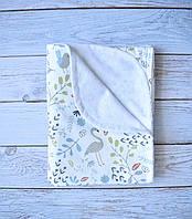 Пеленка-клеенка непромокаемая многоразовая 80*100 см, расцветка на выбор