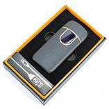 Зажигалка импульсная USB ZGP-20, фото 4