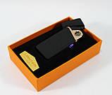 Зажигалка спиральная USB-110, фото 3