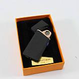 Зажигалка спиральная USB-110, фото 4