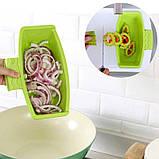 Кухонная разделочная доска на раковину Dish washing 3 в 1, фото 3