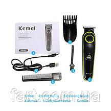 Машинка для стрижки волос Kemei KM-691, фото 2