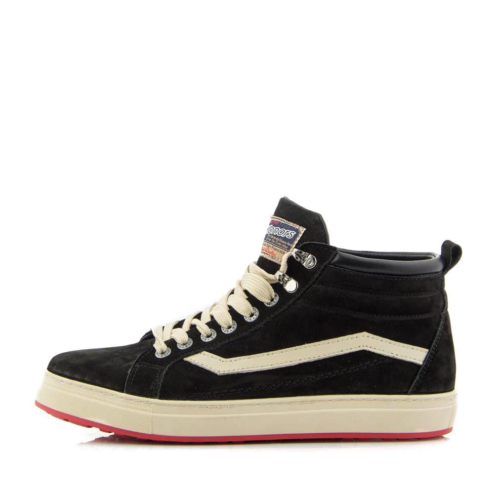 Ботинки зимние мужские Konors MS 22341 черный (40)