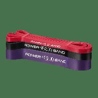 Эспандер-петля (резинка для фитнеса и спорта) 4FIZJO Power Band 3 шт 6-26 кг 4FJ0002