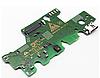 Шлейф для Huawei MediaPad M3 8.4 BTV-DL09/BTV-W09, с разъемом зарядки, с микрофоном, плата зарядки, версия