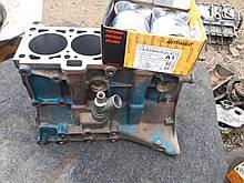 Блок цилиндров ВАЗ 2110 1118 после расточки 82.4 с поршнями