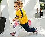 Ходунки - велосипед BABY WALKER РОЗОВЫЙ, фото 2