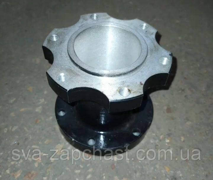 Проставка вентилятора МТЗ Д-245 100мм пластмасс 245-1308021