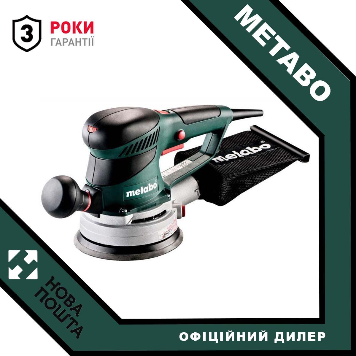 Эксцентриковая шлифмашина Metabo SXE 450 TurboTec