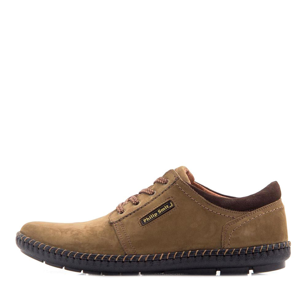 Туфли мужские Philip Smit MS 22260 коричневый (40)