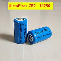 Аккумулятор UltraFire LC14250 - 900mAh 3.6V CR2