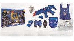 Ігровий набір Поліцейського для хлопчика, P013