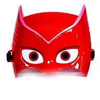 Маска червона Герої в масках + фігурки героїв, W8031
