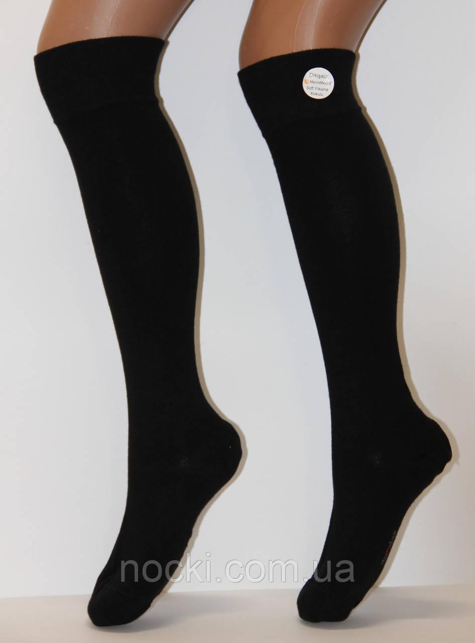 Гольфы женские с модала DUNDAR 36-40 черный