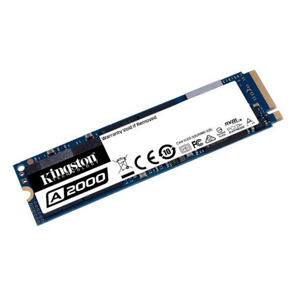 Жорсткий диск внутрішній SSD 500 GB Kingston A2000 (SA2000M8/500G)