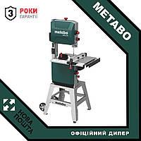 Пилка стрічкова Metabo BAS 318 Precision WNB 619009000