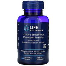 "Комплекс против старения с грибами рейши Life Extension ""Immune Senescence Protection Formula"" (60 таблеток)"