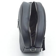 Сумка Клатч з штучна-шкіри M1206 чорна, фото 3